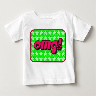 OMG! 幼児Tシャツ ベビーTシャツ