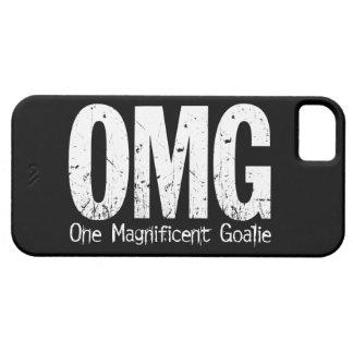 OMG: 1人の壮麗なゴールキーパー(サッカー) iPhone SE/5/5s ケース