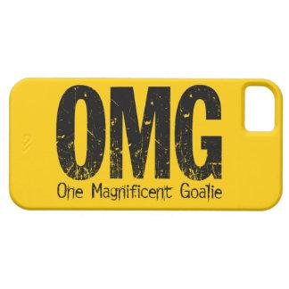 OMG: 1人の壮麗なゴールキーパー(ホッケー) iPhone SE/5/5s ケース