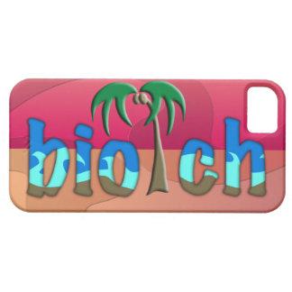 OMG! biotch iPhone SE/5/5s ケース