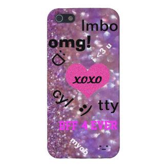 OMG! iPhone 5の電話箱 iPhone SE/5/5sケース