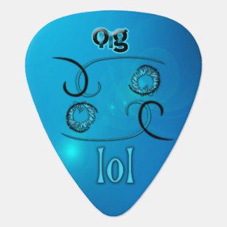 OMG! lol ギターピック