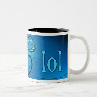 OMG! lol ツートーンマグカップ