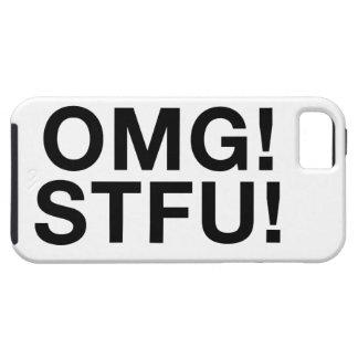 OMG! STFU! iPhone SE/5/5s ケース