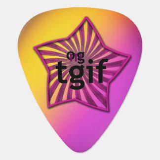 OMG! tgif ギターピック