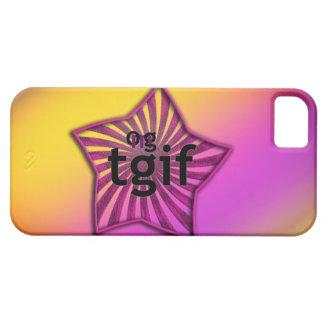 OMG! tgif iPhone SE/5/5s ケース