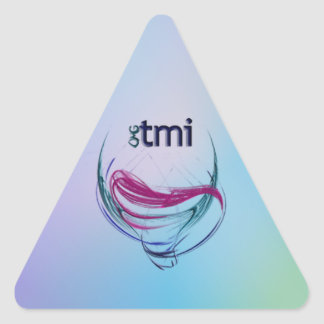 OMG! tmi 三角形シール