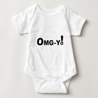OMG-yo ベビーボディスーツ