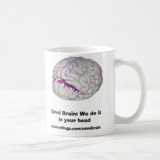 Omniの頭脳のマグ コーヒーマグカップ