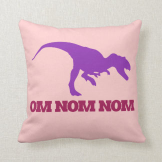 Omnomのかわいい恐竜 クッション