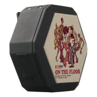 ON THE FLOOR ブラックBluetoothスピーカー