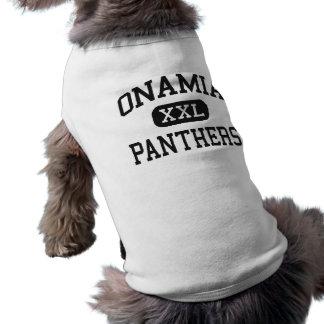 Onamia -ヒョウ-高等学校- Onamiaミネソタ ペット服