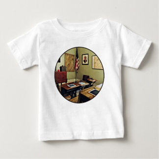 One Room Schoolhouse In New Jersey ベビーTシャツ