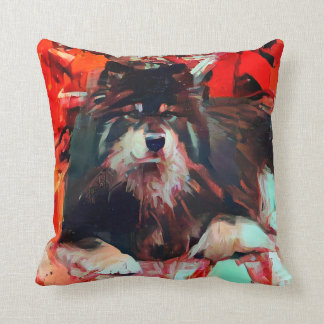 ONNI THE FINNISH LAPPHUND - LAPPY  Pillows クッション