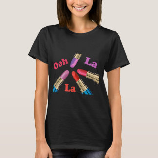 OohのLaのLaの甘美な口紅 Tシャツ