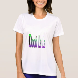 OoohのLaのLa Tシャツ