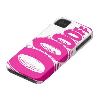 OOOOFF! Case-Mate iPhone 4 ケース