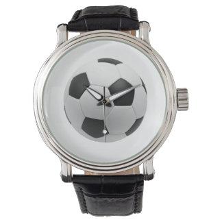 Oops! 腕時計のサッカーボール 腕時計