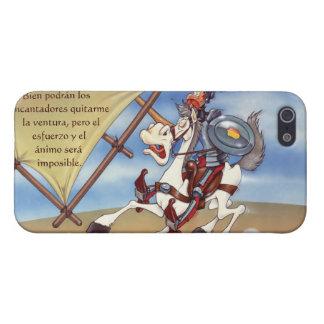 Oops! @QUIXOTEdotTVによるLosのencantantadores… iPhone 5 Case