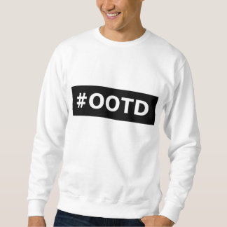 ootd スウェットシャツ