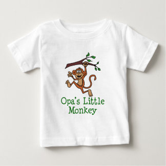 Opaの小さい猿 ベビーTシャツ