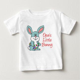 Opaの少しバニー ベビーTシャツ