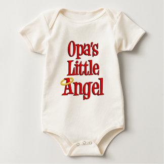 Opaの少し天使 ベビーボディスーツ