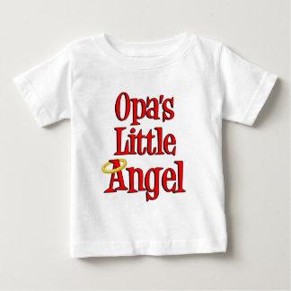 Opaの少し天使 ベビーTシャツ