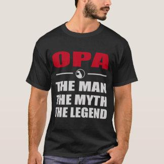OPA人神話伝説 Tシャツ