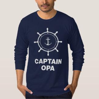 Opa大尉 Tシャツ