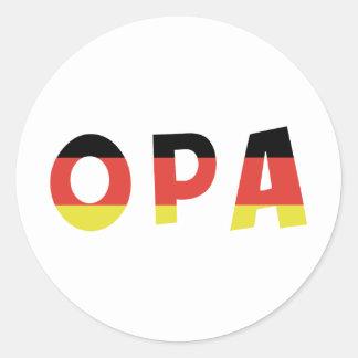 OPA ラウンドシール