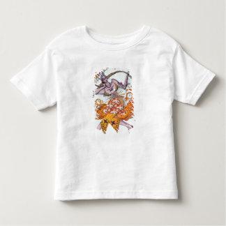 opeで踊られるパドドゥーのためのデザインを着せて下さい トドラーTシャツ