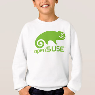 openSuzieのLinuxのロゴ スウェットシャツ