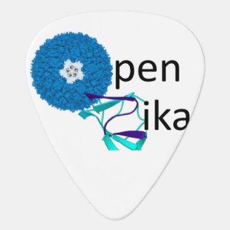 openZika guitar pick ギターピック