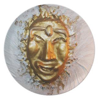OPHIRE-ARTの笑う面板 プレート