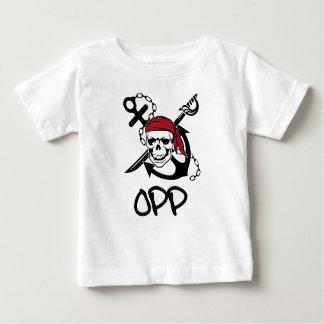 OPP |のベビーのワイシャツ ベビーTシャツ