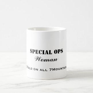 Opsの特別な女性の小さいマグ コーヒーマグカップ