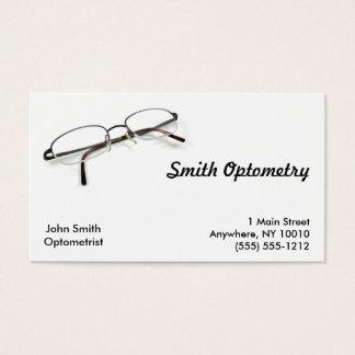 Optometryの名刺 名刺