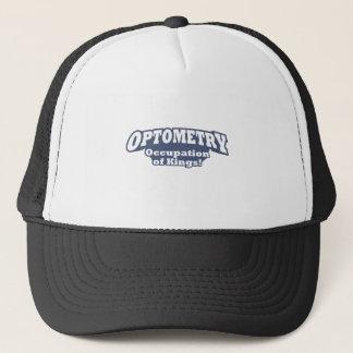 Optometry/王 キャップ