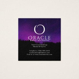 Oracleおよび霊魂の名刺 スクエア名刺