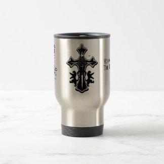 Oracleの太平洋のロゴTM ステンレス製トラベルマグカップ