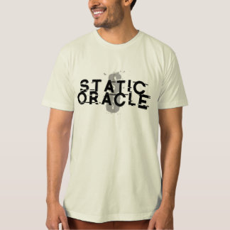 Oracleの静的なワイシャツ002 Tシャツ