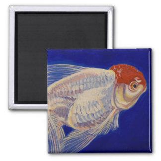 Orandaの金魚2 マグネット