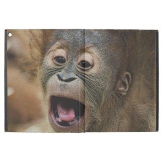 "Orangの美しい赤ん坊 iPad Pro 12.9"" ケース"