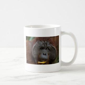 Orangutang コーヒーマグカップ