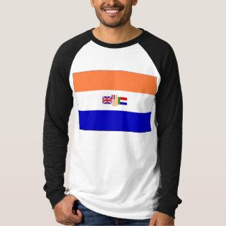 Oranje-Blanje-BlouのTシャツ Tシャツ