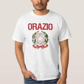 Orazioのイタリア人の姓 Tシャツ