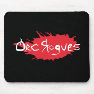 OrcはLogo'dのマウスパッドをだまします マウスパッド