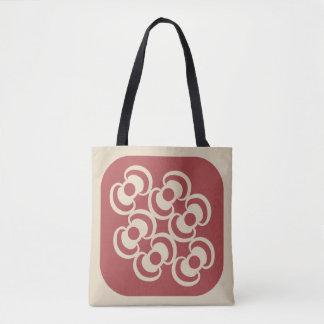 Orchideas (純粋な)/カスタムな全にプリントのトートバック トートバッグ