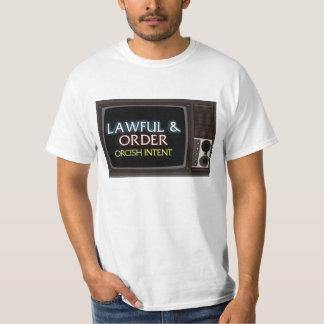 Orcishの意思 Tシャツ